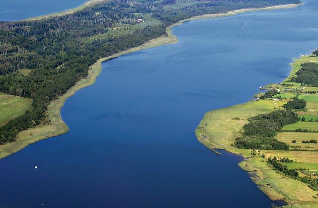 Jezioro Roś – odkrywamy południowy kraniec Mazur
