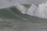 Windsurfing na ekstremalnych falach [WIDEO]