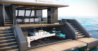 Sunreef Supreme - superjacht stoczni Sunreef Yachts