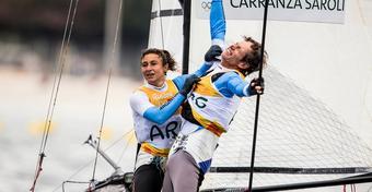 Rio 2016: 55-letni Lange mistrzem olimpijskim