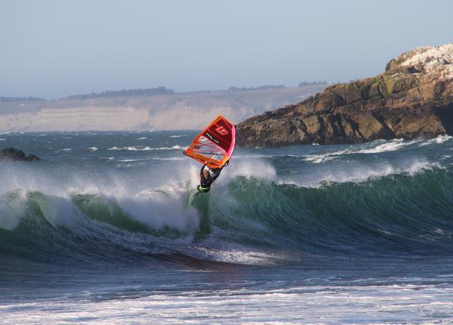 Trening Jedi, czyli sposób Macieja Rutkowskiego na mistrzostwo świata w windsurfingu