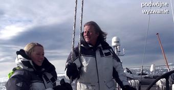 """Rejs """"Katharsis II"""" Dookoła Antarktydy. """"Badajmy się - Nie dajmy się"""" [odc. 4]"""