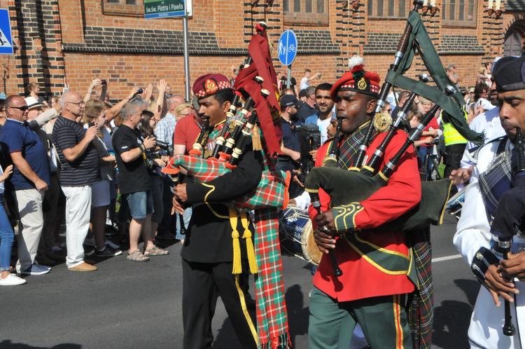 Parada załóg podczas finału TTSR w Szczecinie